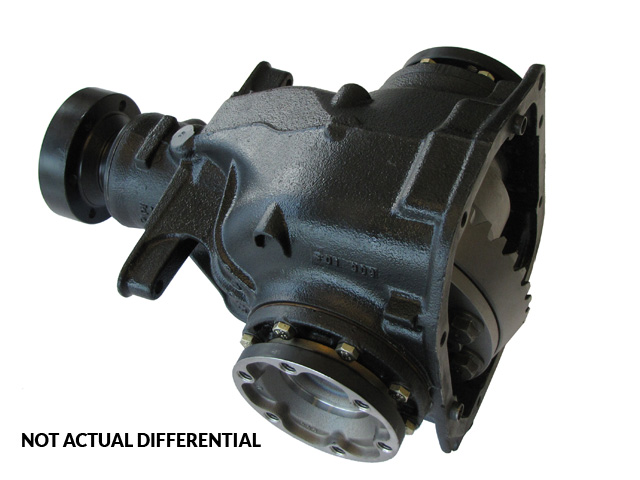 Bmw Race Differential For E36 Euro M3 S50b32 Engine