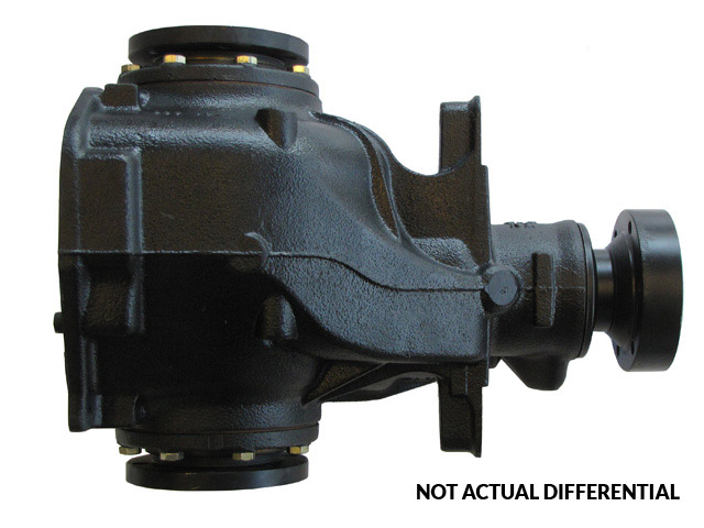 Bmw Differentials For E38 96 740 750