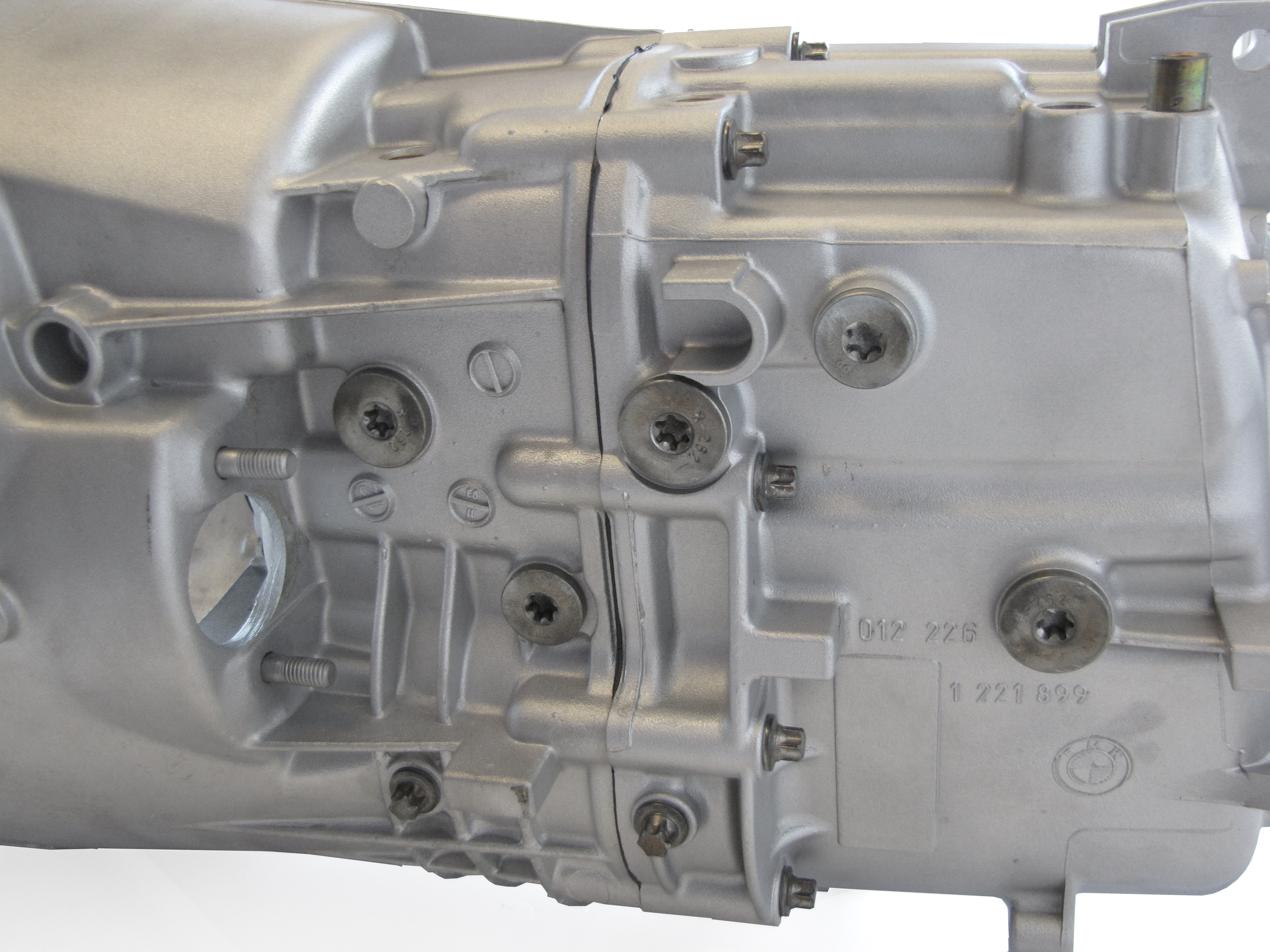 Transmissions ZF 6 Speed Race Prepared Transmission