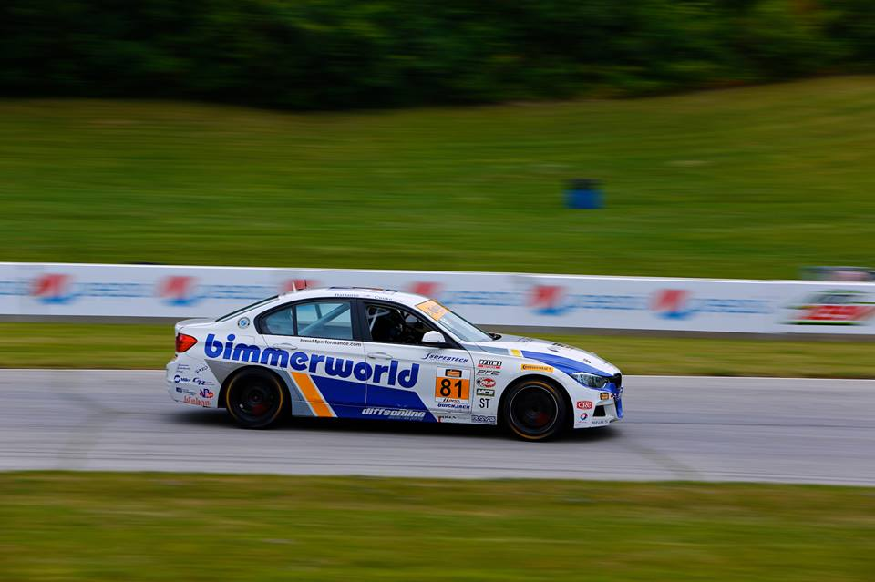 BMW Diffsonline Racing Differential Road America